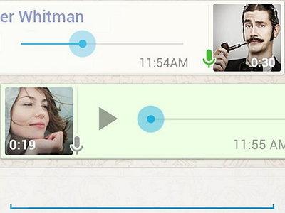 Cómo descargar audios de WhatsApp en iOS y Android