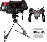 Especial tecnologías derrotadas: Virtual Boy