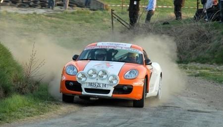 Marc Duez, inscrito en el Rallye Monte-Carlo con un Cayman