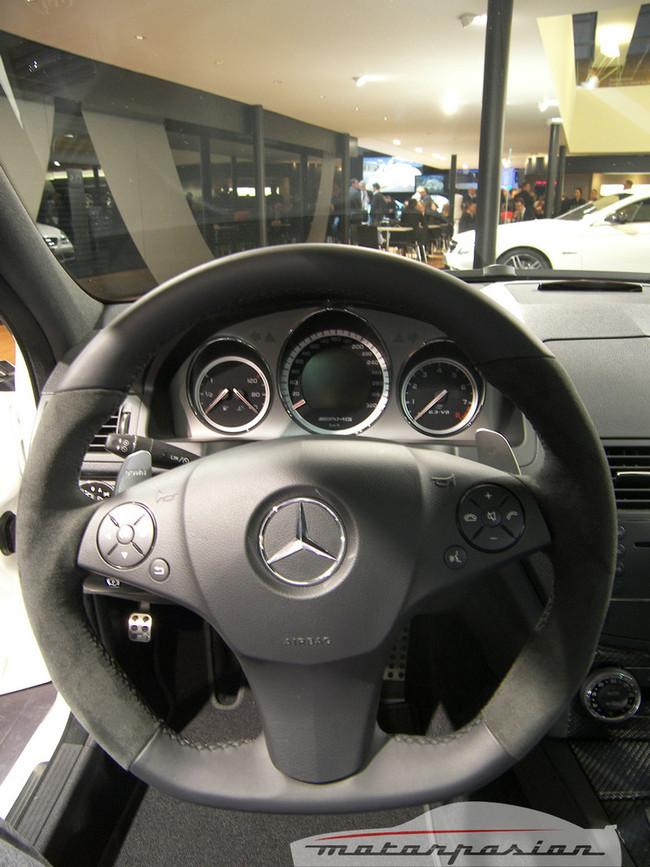 Foto de Mercedes C63 AMG en el Salón de Ginebra (4/15)