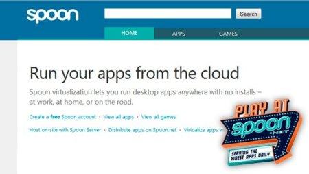 Spoon: Probando aplicaciones sin instalación desde la nube