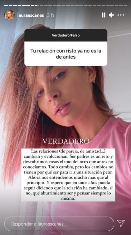Laura Escanes Risto Mejide Insta