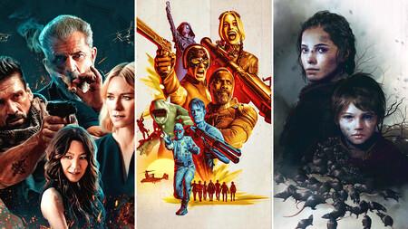 13 estrenos y lanzamientos imprescindibles para el fin de semana: 'El escuadrón suicida', 'Boss Level', 'A Plague Tale: Innocence' y mucho más