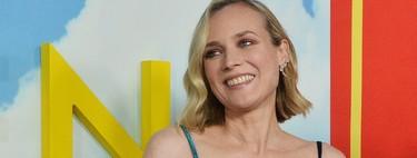 Diane Kruger lo ha vuelto a hacer: su vestido lencero es el más top en el estreno de Welcome to Marwen