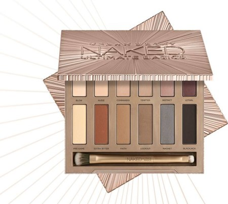 Urban Decay Naked Ultimate Basics Palette September 2016 1