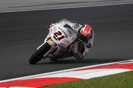 Francesco Bagnaia Moto3 Malasia 2016