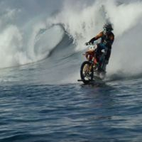 Cómo se hizo el vídeo de Robbie Maddison cabalgando las olas