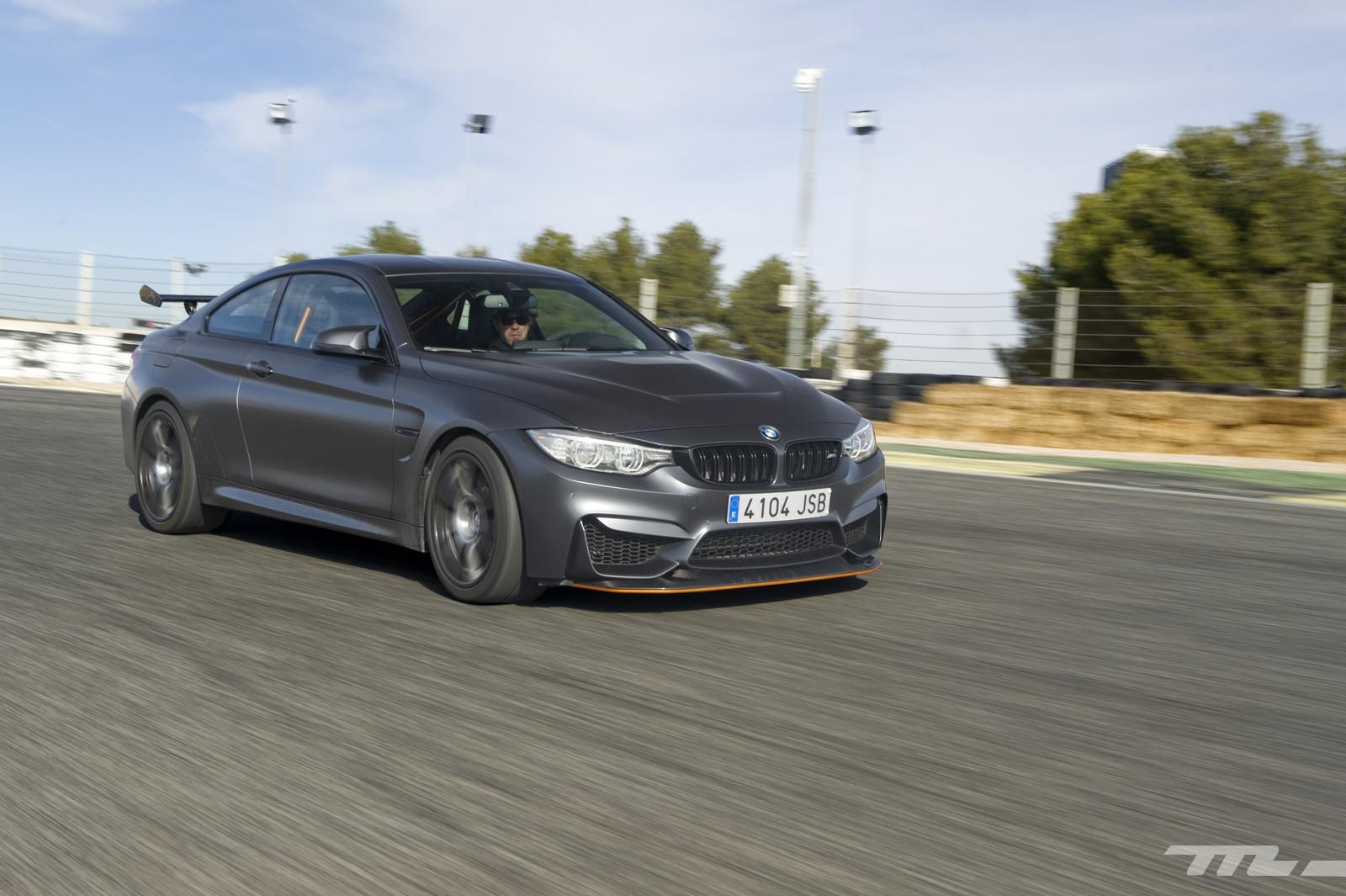 Foto de BMW M4 GTS (Prueba) (34/38)