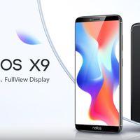 Neffos X9: el nuevo móvil de TP-Link es un gama media con pantalla 18:9, cámara doble y desbloqueo facial