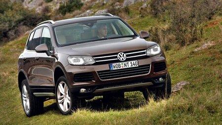 El Volkswagen Touareg recibe nuevos motores BlueMotion