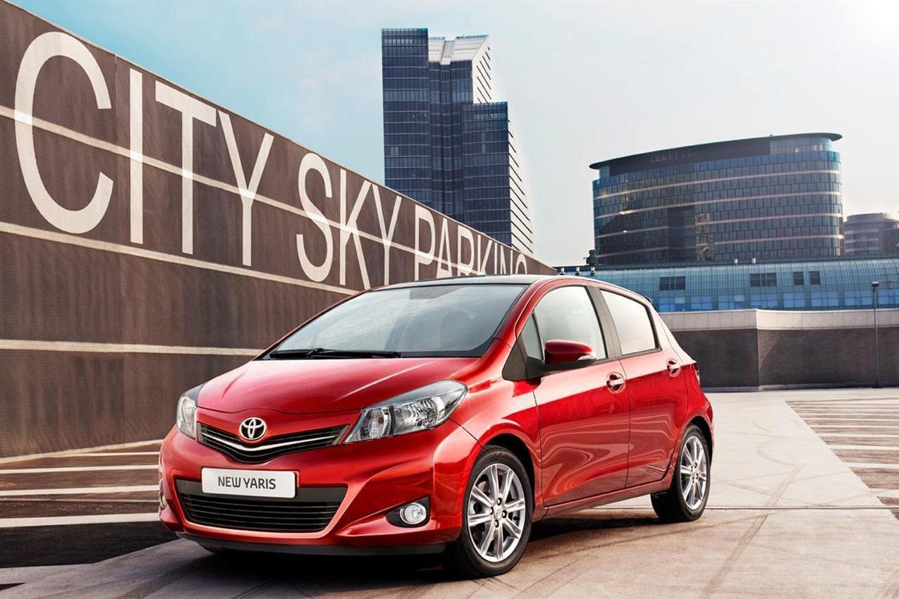 Foto de Toyota Yaris 2012 (1/10)