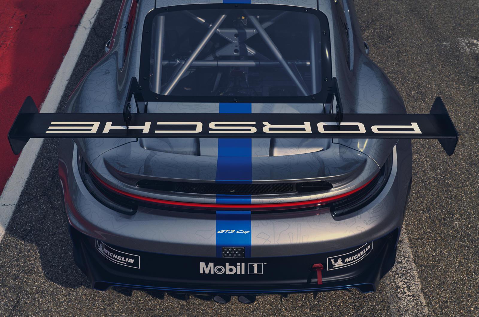 Foto de Porsche 911 GT3 Cup (8/22)