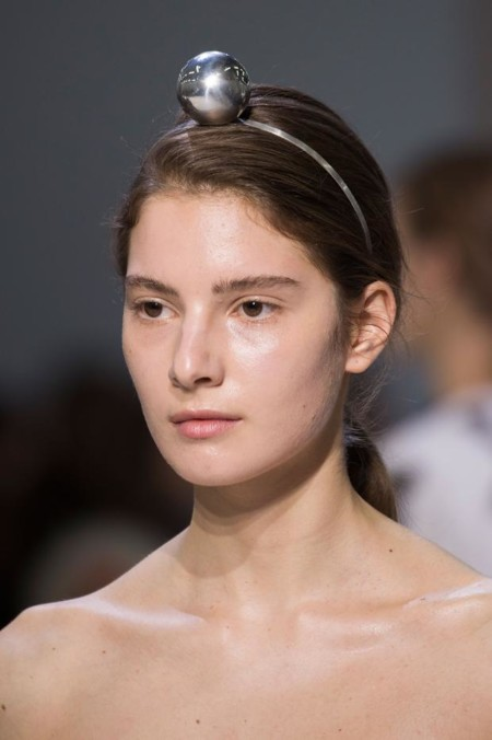 Giambattista Valli Beauty Haute Couture Spring 2016 Pfw21