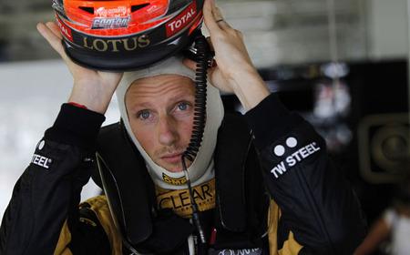 Romain Grosjean seguirá en 2013 en Lotus