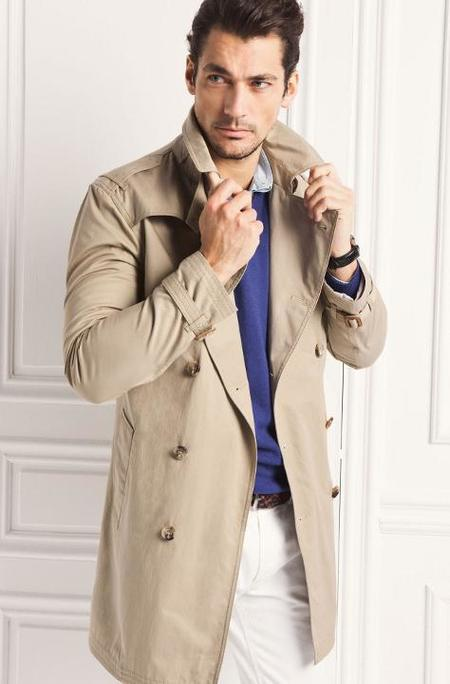 Trench NYC Limited David Gandy