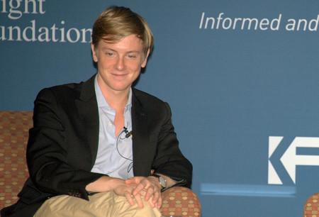 Chris Hughes en 2011