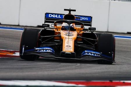 Sainz Rusia F1 2019