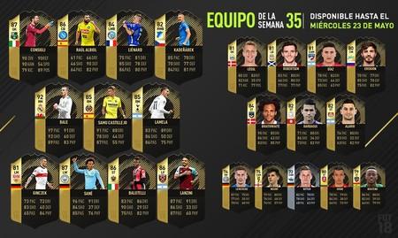 El equipo de la semana de FIFA 18 llega cargado de polémica por la ausencia de Coutinho