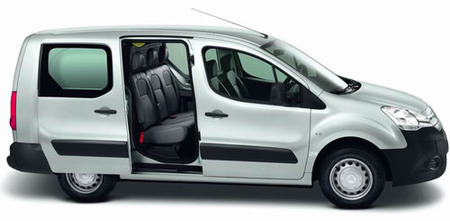 Citroën Berlingo Combi Mixto Largo