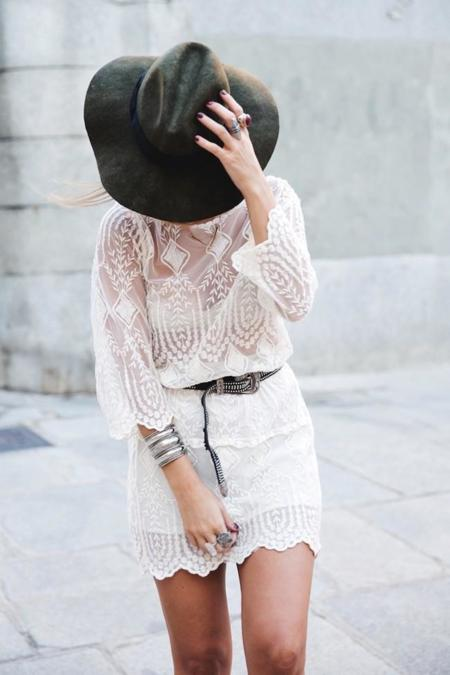 Tus ideas bien merecen ir a la moda: sombreros a todas horas