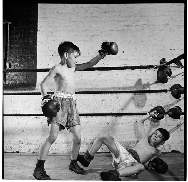 Foto de Las fotografías sin complejos de Stanley Kubrick en los años cuarenta (4/15)