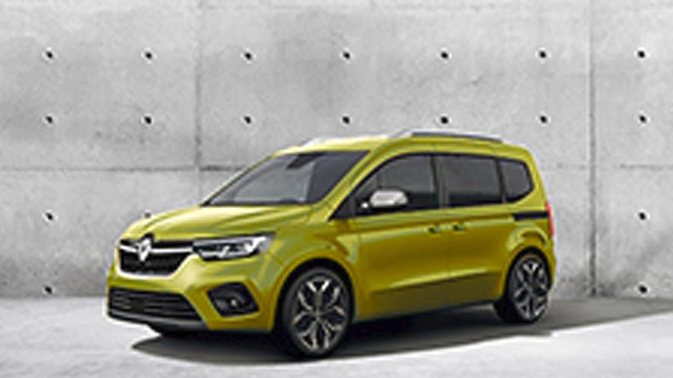 La Nueva Renault Kangoo Filtrada Asi Sera La Tercera Generacion Que Llegara Al Mercado En 2020