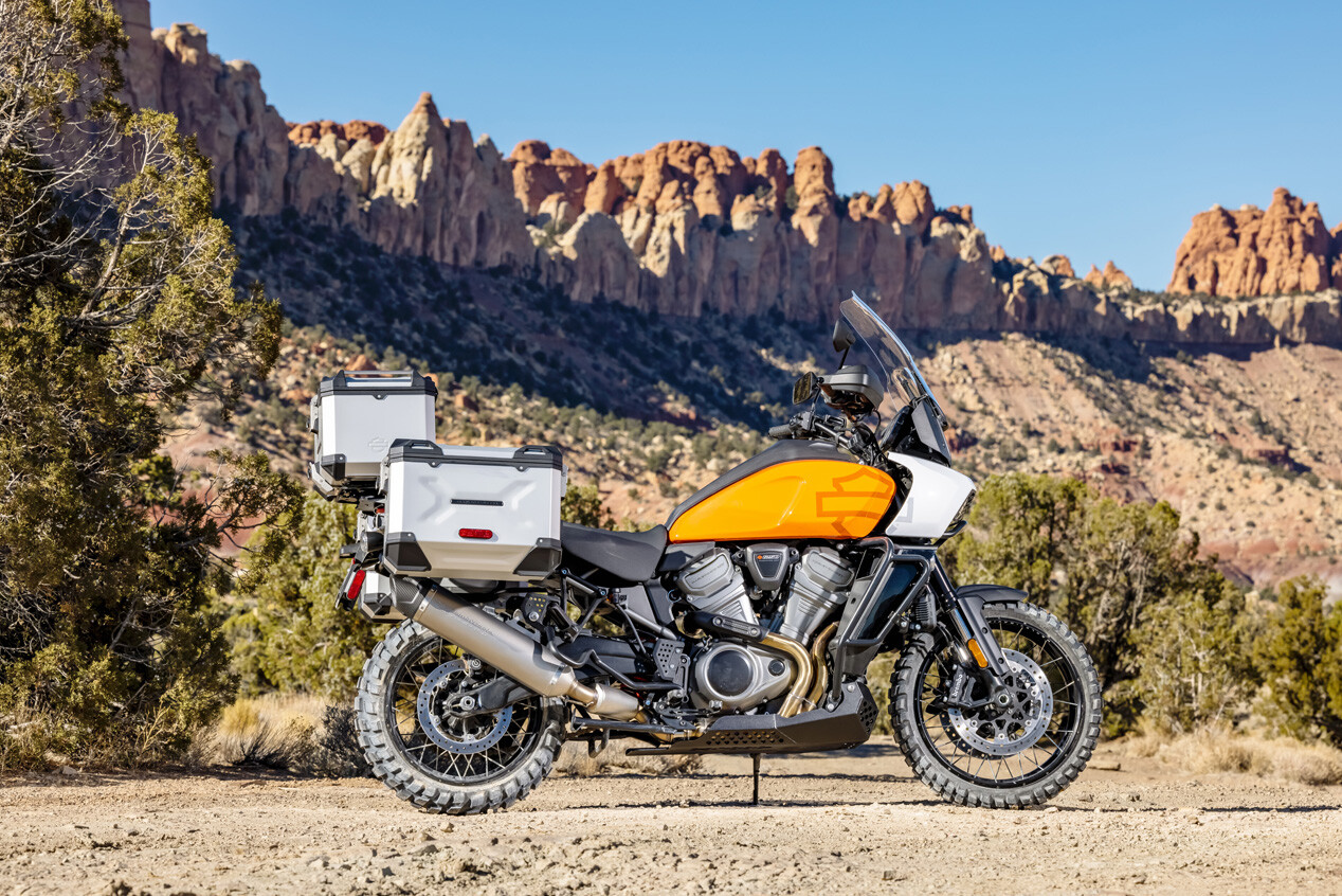 Foto de Harley-Davidson Pan America 1250 2021 (4/12)