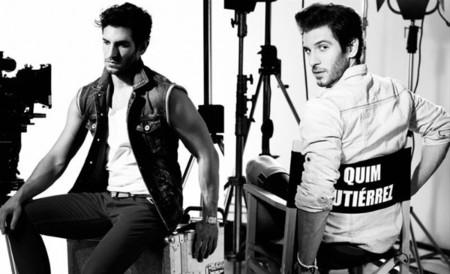 Moda para hombres: el encanto de Quim Gutiérrez