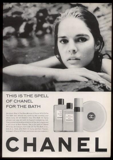 Foto de Chanel No. 5 - publicidad del 30 al 60 (42/61)