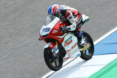 Ogura Tailandia Moto3 2019