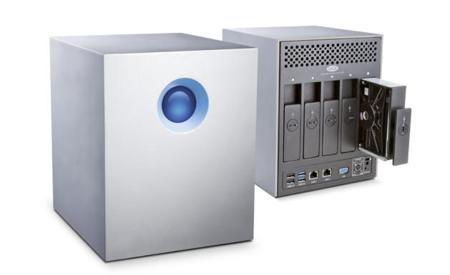 LaCie 5big NAS Pro, NAS para acumuladores de contenidos digitales