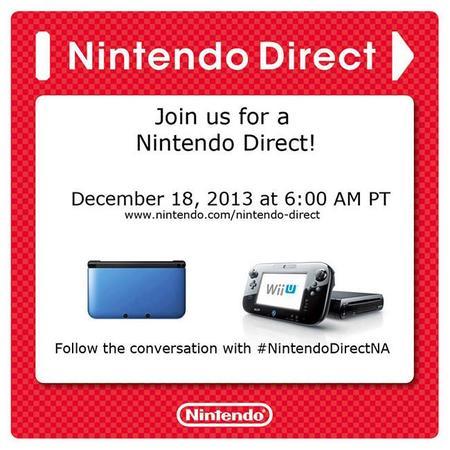 Nuevo Nintendo Direct