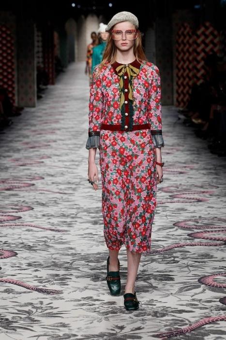 Foto de Gucci Primavera-Verano 2016 (56/58)