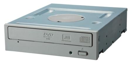 Grabadora de DVD 20x de Pioneer