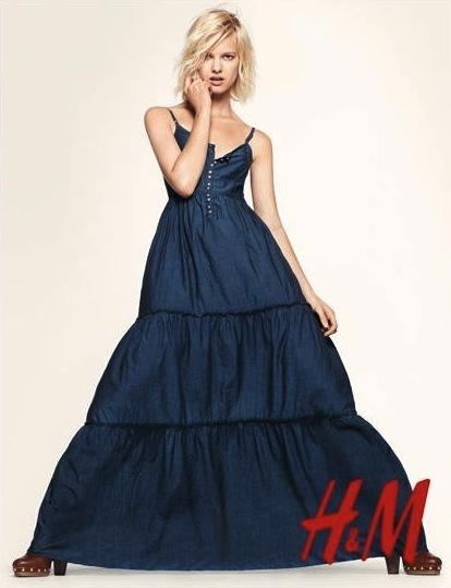 Foto de Campaña H&M Primavera-Verano 2011 con Freja Beha Erichsen y Raquel Zimmermann (9/16)