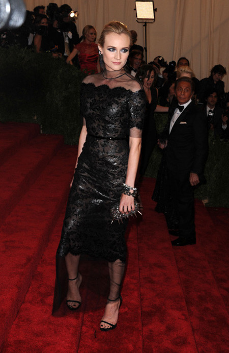 Diane Kruger met 2013