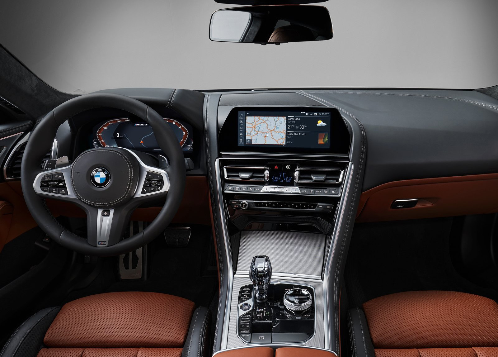 Foto de BMW Serie 8 (37/57)