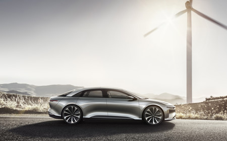Lucid Motors sigue a lo suyo: la berlina eléctrica