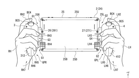 Sony Patente 01