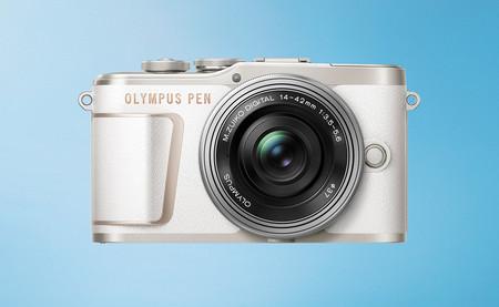 """Olympus PEN E-PL10, la pequeña pero """"estilosa"""" micro 4/3 de última generación ya disponible en el mercado europeo"""