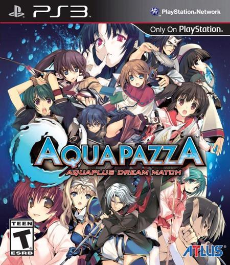 El nuevo tráiler de Aquapazza