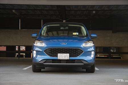 Ford Escape Titanium Prueba Opiniones Mexico 23