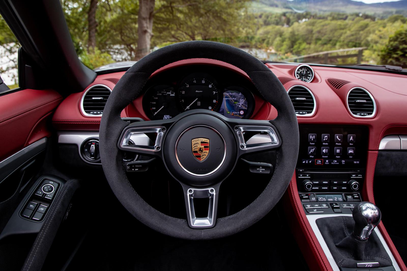 Foto de Porsche 718 Spyder (prueba contacto) (180/296)
