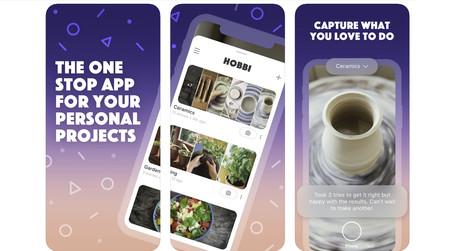 Facebook va a por Pinterest con 'Hobbi', una app que clona buena parte de sus funcionalidades