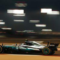 Valtteri Bottas se estrena en la pole position con Mercedes en el GP de Baréin F1