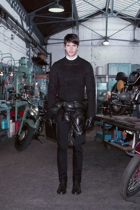 Givenchy prefall 2013