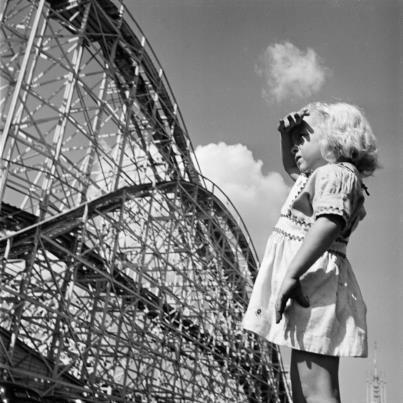 Foto de Stanley Kubrick, un mito del cine fotografiando el mundo del Circo (2/8)