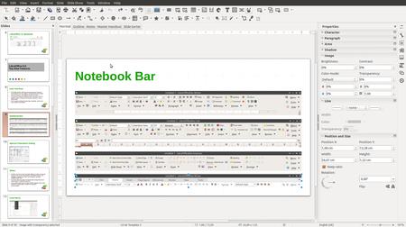 Libreoffice 6 0 Impress Image Slide