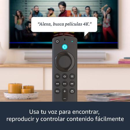 Amazon Fire TV Stick 4K disponible en México