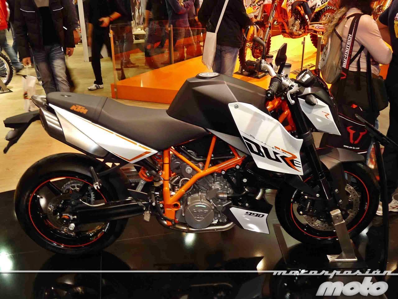 Foto de Resto de novedades de KTM presentada en el Salón de Milán 2011 (25/25)